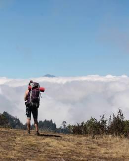 Volcan Tajumulco, 4220m
